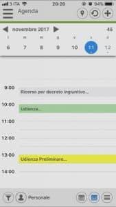 agenda_legale-1 Organizzare l'agenda legale: Ecco come grazie a Kleos SOFTWARE AVVOCATI KLEOS